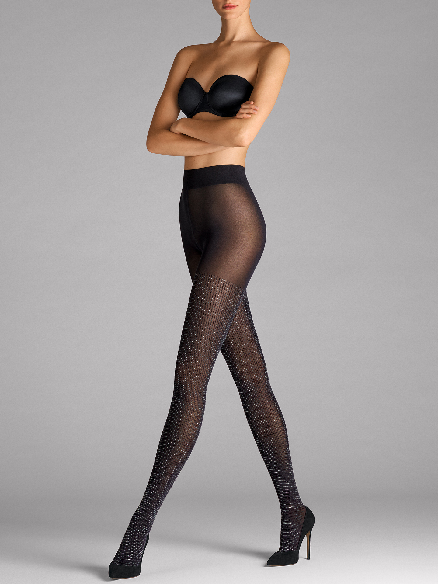 Diamond Shine Tights - 9180 - M